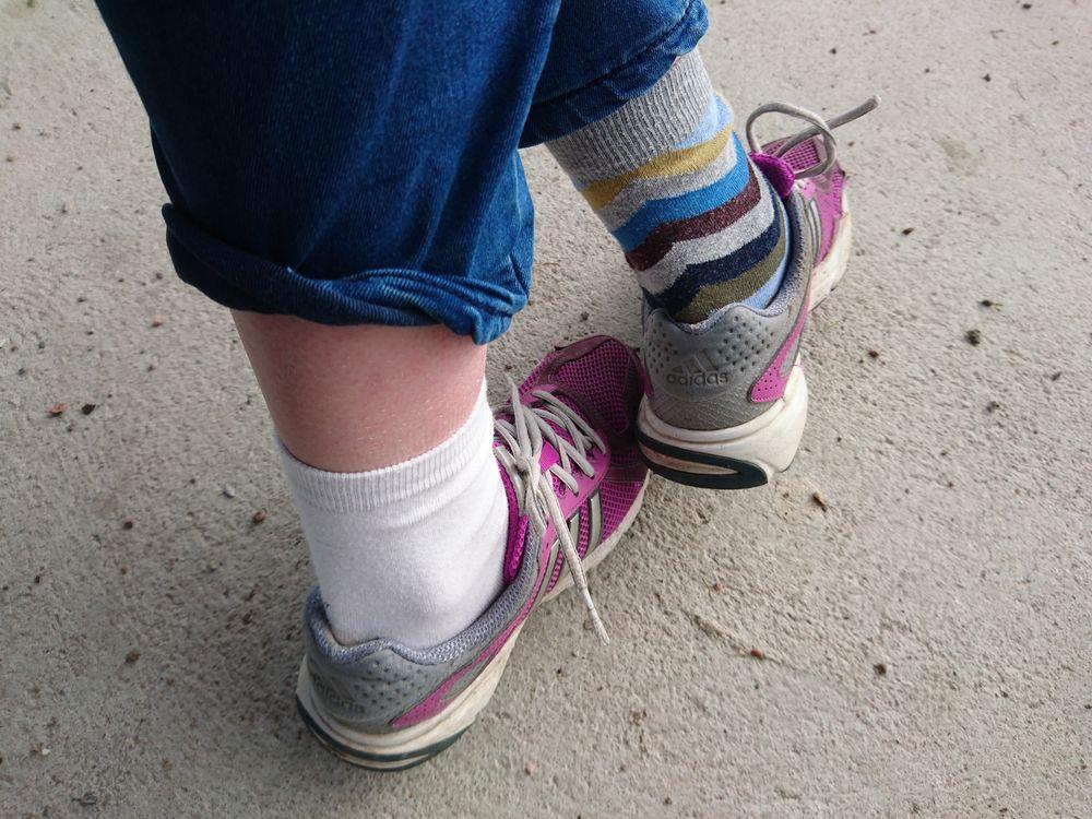 Rocka sockorna – En viktig grej om att vara olika