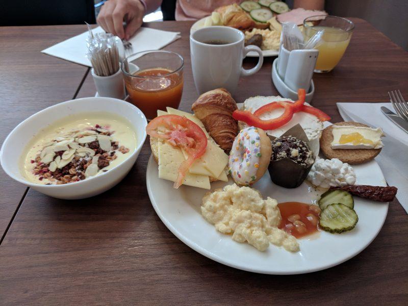 Lucka #20 – När jag väljer frukost