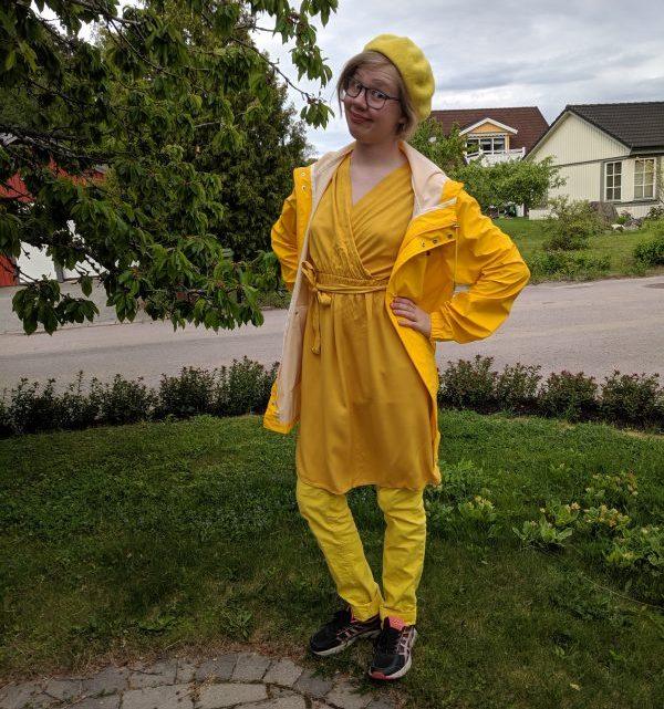 Kul och gul