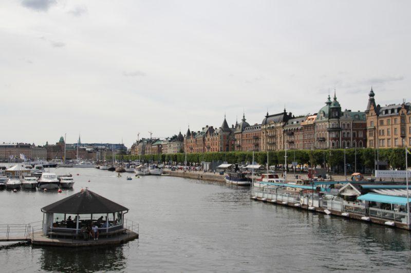 När mitt Stockholm är grönt